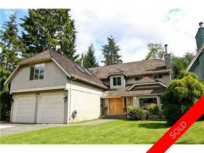 Dollarton North Vancouver House for sale:  4 bedroom 3,463 sq.ft.
