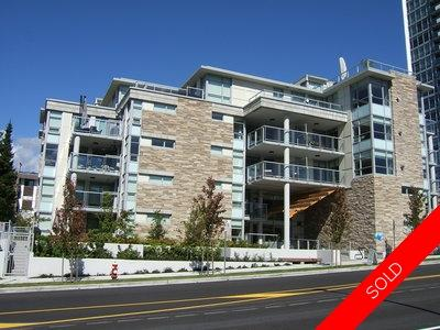CENTRAL LONSDALE Apartment for sale: THE KIMPTON 1 bedroom 628 sq.ft. (Listed 2012-09-11)