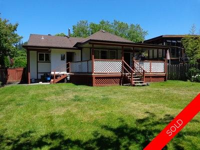 Pemberton Heights House for sale:  3 bedroom 1,400 sq.ft. (Listed 2013-07-08)