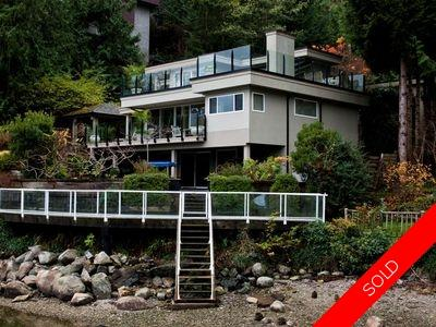 Deep Cove House for sale:  5 bedroom 3,752 sq.ft. (Listed 2010-11-19)