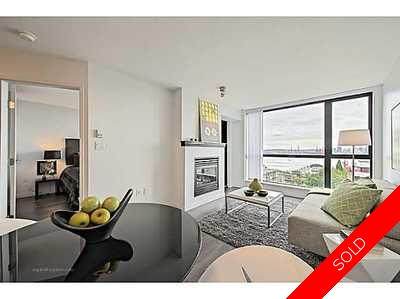 Lower Lonsdale Apartment for sale: the Q 1 bedroom 647 sq.ft. (Listed 2014-08-05)