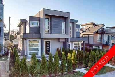 Lower Lonsdale Duplex for sale:  5 bedroom 2,390 sq.ft. (Listed 2020-01-08)